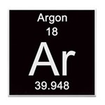 18. Argon Tile Coaster
