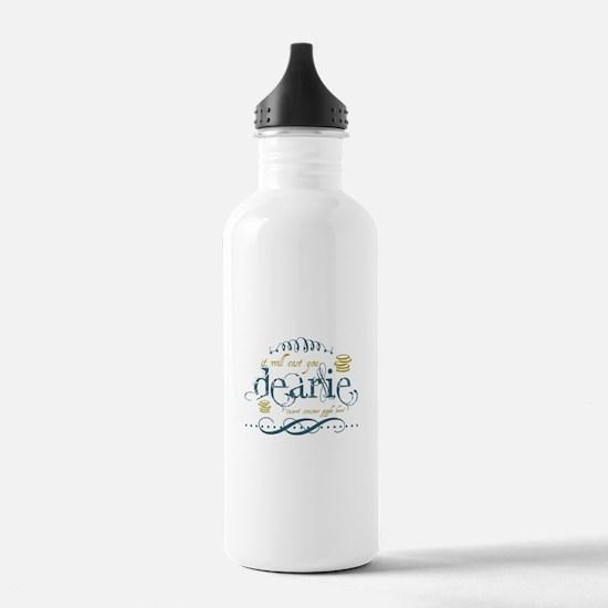Sinister Giggle Water Bottle