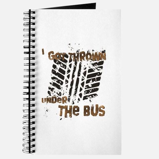 Under The Bus Journal