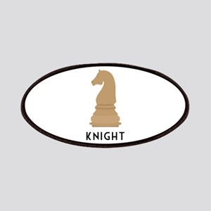 Chess Knight Patches