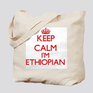 Keep Calm I'm Ethiopian Tote Bag
