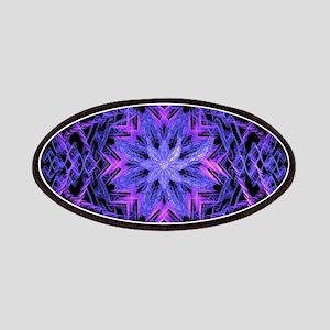 Pretty Purple Fractal Patches