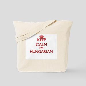 Keep Calm I'm Hungarian Tote Bag