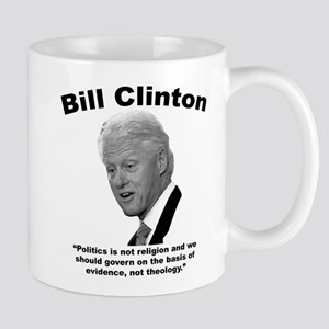 Clinton: Govern Mug