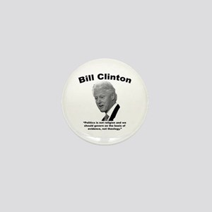 Clinton: Govern Mini Button