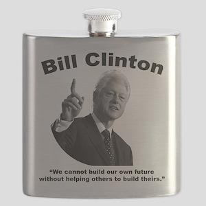 Clinton: Build Flask