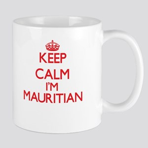 Keep Calm I'm Mauritian Mugs