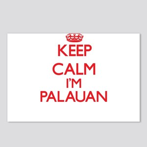 Keep Calm I'm Palauan Postcards (Package of 8)