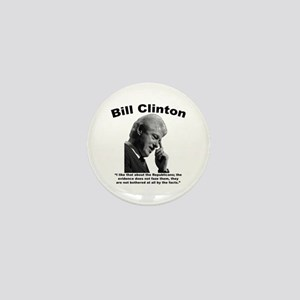 Clinton: Republicans Mini Button