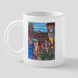Minneapolis, MN, Riverfront Mug
