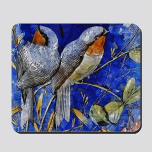 Songbirds Mousepad