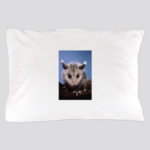 Cute Opossum Pillow Case