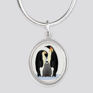 Penguin Family Necklaces