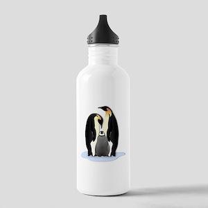 Penguin Family Stainless Water Bottle 1.0L
