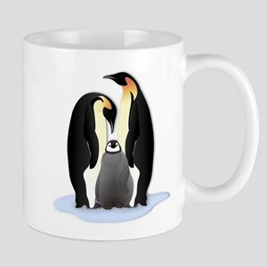 Penguin Family Mugs