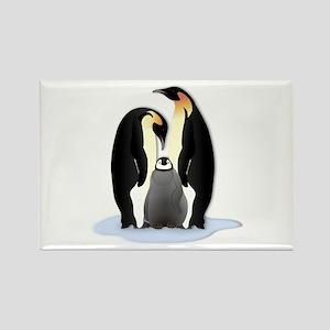 Penguin Family Magnets