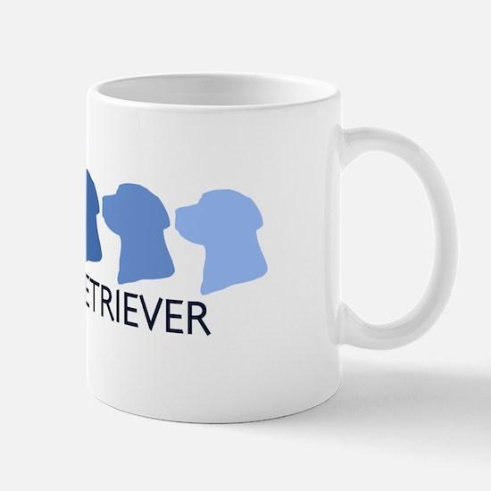 Labrador Retriever (blue colo Mug