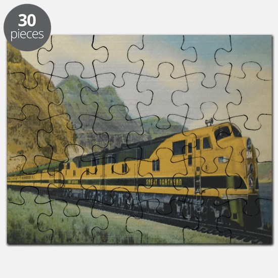 Empire Great Northern Puzzle