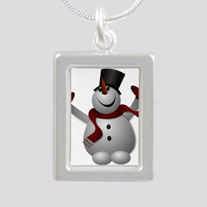 Jolly Snowman Necklaces