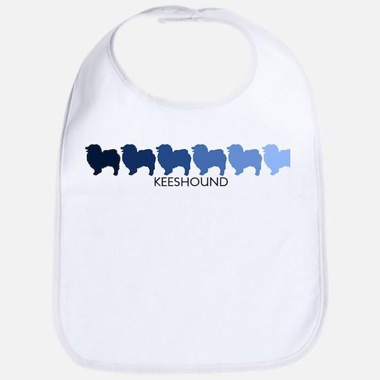 Keeshound (blue color spectru Bib