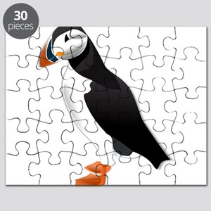 Little Puffin Puzzle