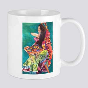 Gypsy Dancer Mugs