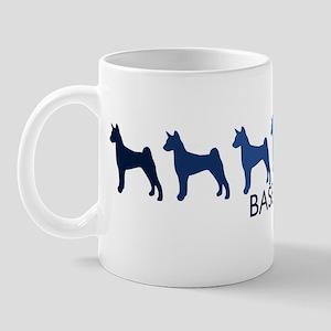Basenji (blue color spectrum) Mug