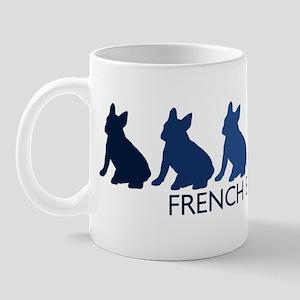 French Bulldog (blue color sp Mug