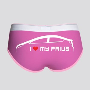 I love my Prius Women's Boy Brief