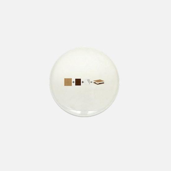 SMore Equation Mini Button