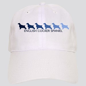 English Cocker Spaniel (blue Cap