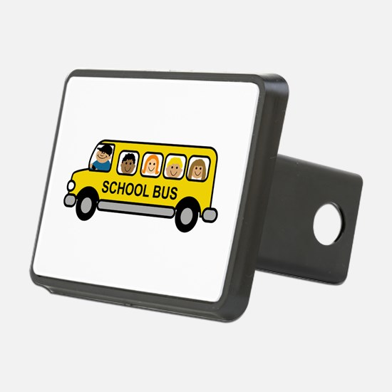 School Bus Kids Hitch Cover