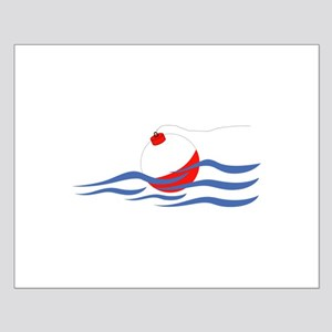 FISHING BOBBER Poster Design