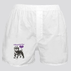 AFFENPINSCHER MOM Boxer Shorts
