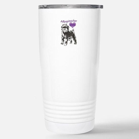 AFFENPINSCHER MOM Travel Mug
