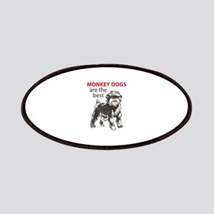 MONKEY DOGS Patches
