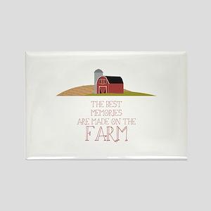 Farm Memories Magnets