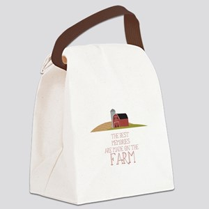 Farm Memories Canvas Lunch Bag