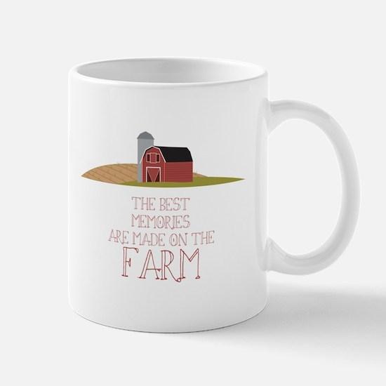 Farm Memories Mugs