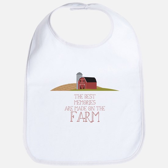 Farm Memories Bib