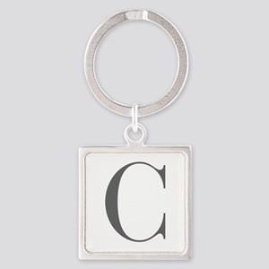 C-bod gray Keychains
