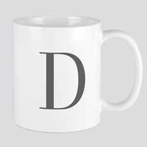 D-bod gray Mugs