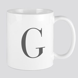 G-bod gray Mugs