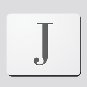 J-bod gray Mousepad