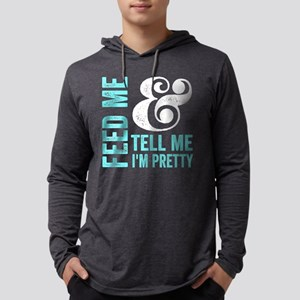 Feed Me and Tel Long Sleeve T-Shirt
