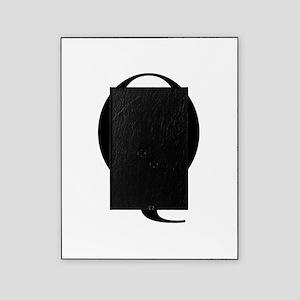 Q-bod black Picture Frame