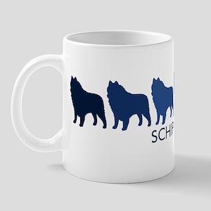 Schipperke (blue color spectr Mug