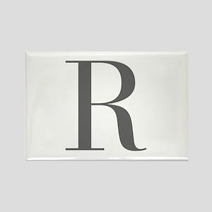 R-bod gray Magnets