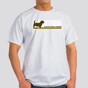 Glen Of Imaal Terrier (retro- Light T-Shirt