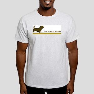 Glen Of Imaal Terrier (retro- Light T-Shirt